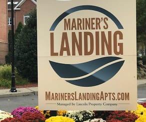 Community Signage, Mariners Landing