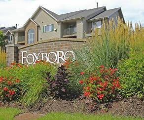 Community Signage, Foxboro