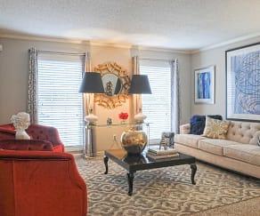 Living Room, Sierra Hills