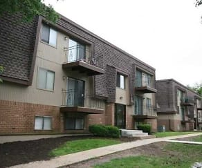 Building, Stoneybrook Apartment Homes