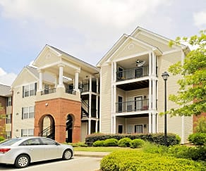 Building, Anthos At Lexington Place Apartment Homes