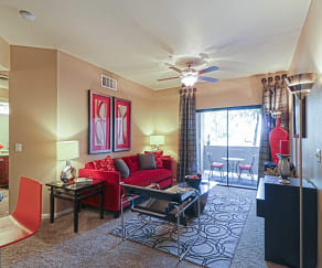 Living Room, Black Mountain at Henderson