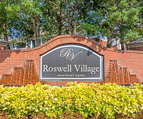 Roswell Village