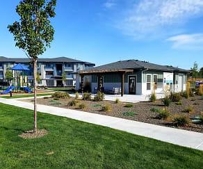 Easton Village Apartments, Northwest Lineman College, ID