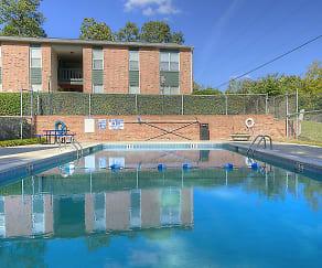 Springtree Apartments, Columbia Jewish Day School, Columbia, SC
