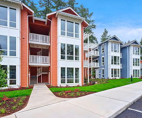 Building, Woodcreek Apartments