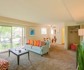 Living Room, Taylor Gardens