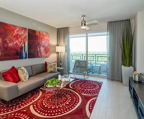 Living Room, Modera Metro Dadeland