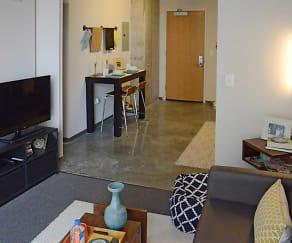 Living Room, evo at Cira Centre South
