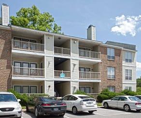 Building, Otter Run Apartments
