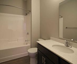 Bathroom, Coulee Ridge