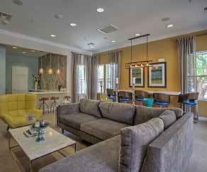 Living Room, Lasselle Place