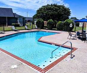 Pool, The Shelby Apartment Homes