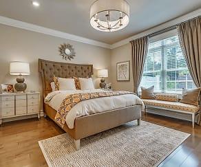 Bedroom, Alpine Ridge Mountainside 55+ Adult Living