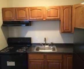 Kitchen, Sea Breeze Apartments