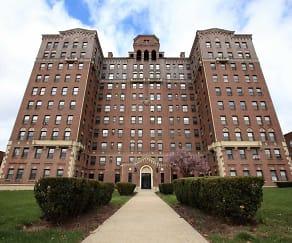 Building, 75 Prospect Apartments