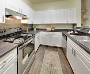 Kitchen, The Estates At New Albany