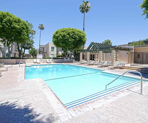 Pool, Regency Plaza Apartments