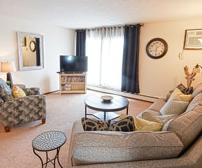 Living Room, North Village