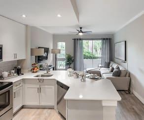 Kitchen, Promenade at Aventura Apartments