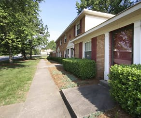 Building, Sage Pointe Apartments/Sage Pointe Townhomes