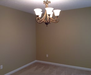 Dining Room, 398 Indian Lake Drive