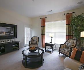 Living Room, Xchange At Secaucus Junction