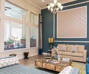Living Room, Springs at Newnan Crossing