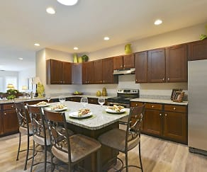Kitchen, Waterford Place Apartments & Villas