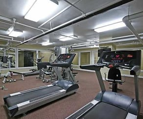 Fitness Weight Room, 451 W. Wrightwood