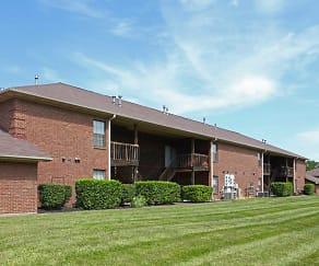 Building, Wynn-Gate Apartments