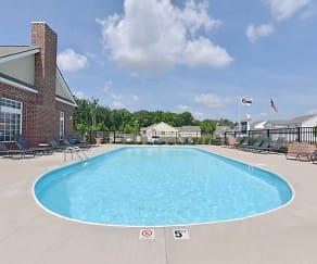 Pool, Brookfield Village Apartments