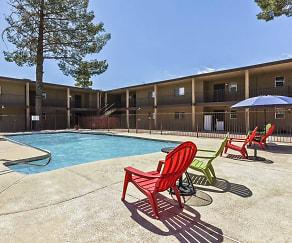Pool, Aspen Court
