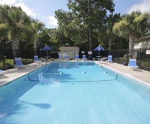 Pool, Crown Villas Apartments
