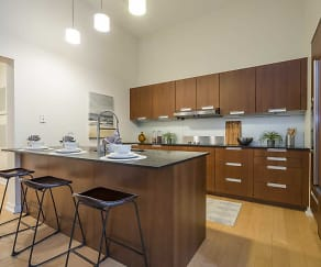 Kitchen, 1401 Walnut St