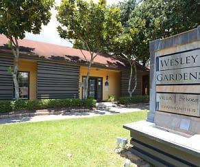 Community Signage, Wesley Gardens