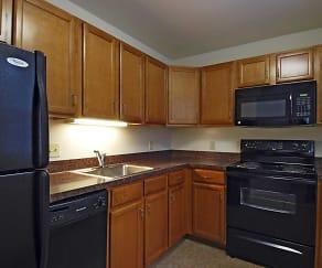 Kitchen, Austin Manor