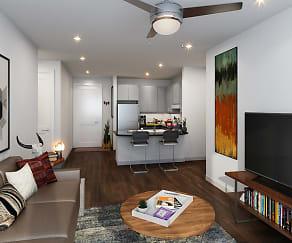 Living Room, Proximity at 10th