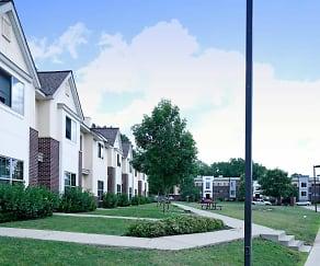 Building, Ames Lake Neighborhood Apartments