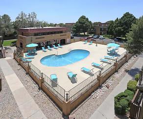 Pool, Canyon Vista