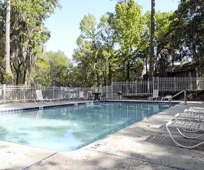 Pool, Treehouse Village