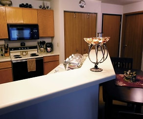 Kitchen, Park Place Estates
