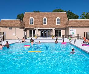 Pool, University Village