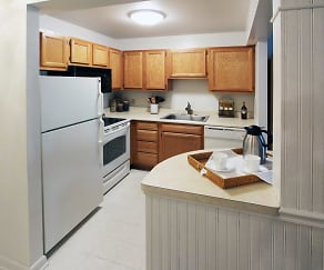 Kitchen, Towne Towers