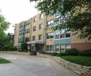 Building, Colfax Terrace Apartments