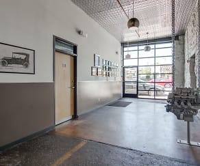 Leasing Office, Manchester Motorworks