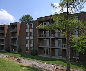 Building, Ravenwood Apartments