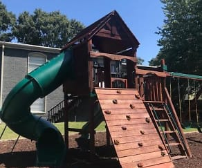 Playground, The Willows Apartments