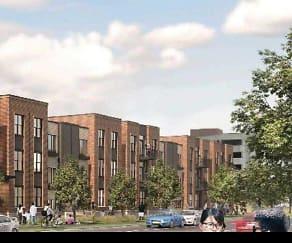 Building, VIDA Apartments & Townhomes
