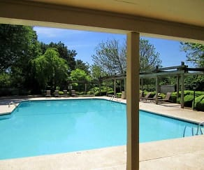 Pool, The View at 5010